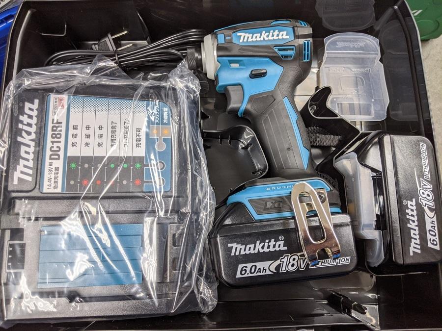 マキタ充電式インパクト
