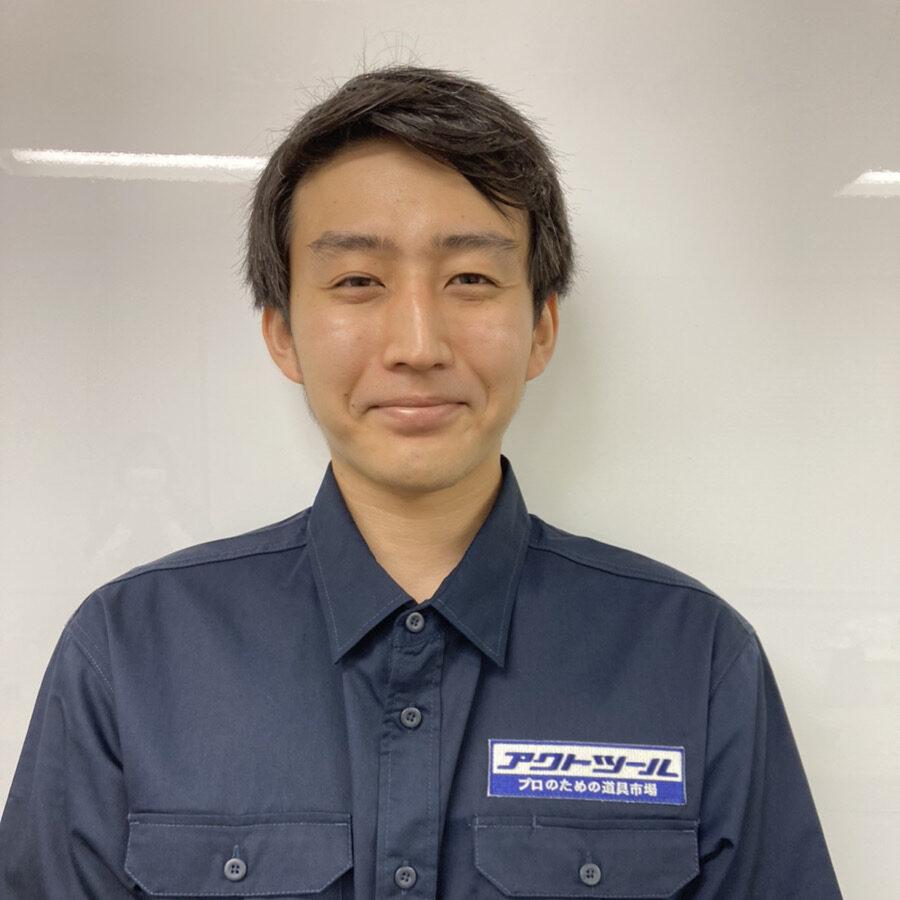 所沢店スタッフ  Okubo.H