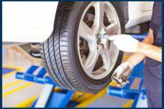 インパクトドライバー タイヤ交換