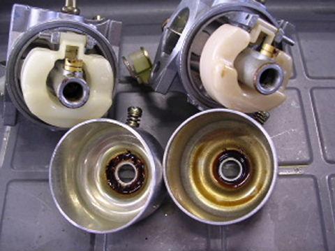 発電機 修理 キャブレーター 詰まり 掃除